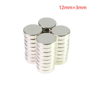 Strong Rare earth Neodymium Magnet round shaped