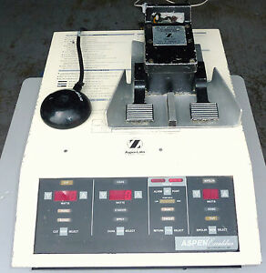 Zimmer Aspen Excalibur Bipolar Electrosurgical Unit With Foot Switch