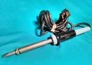 Weller W 100 100 watt 120vac Soldering Iron Tested Great Used Condition Teal