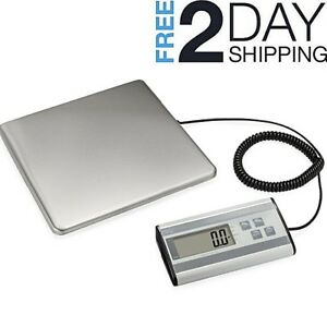 Digital Shipping Postal Scale Heavy Duty Electronic Mailing Weight Tool 440 Lbs