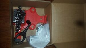 Ridgid 40195 Model Bc410a Top Screw Bench Chain Vise 1 8 in To 4 in Bench Vise
