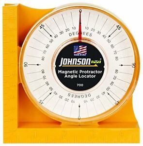 Johnson Level Tool And Tool 700 Magnetic Angle Locator