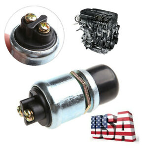 Momentary Ignition Starter Switch Push Button 60 40 Amps Dc 12v 24v Waterproof