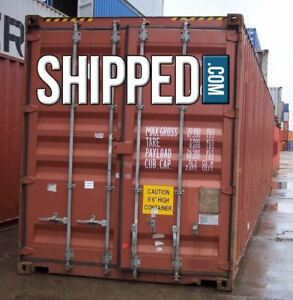 Shipping Containers In Maryland 40ft Hc Used Lowest Price Baltimore We Deliver