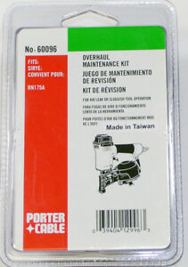 Porter Cable Genuine Oem Replacement Overhaul Kit 910463