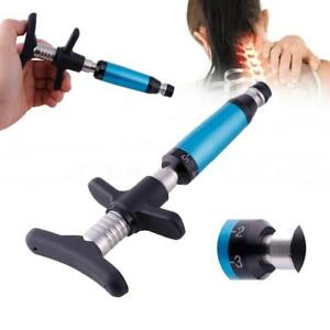 Chiropractic Instrument Spine Activator 6 Level Back Therapy Massage Tool No Box