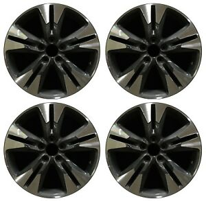18 Honda Crosstour 2013 2014 2015 Factory Oem Rim Wheel 64052 Full Set