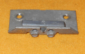 1964 1965 1966 Lincoln Continental Coupe Sdn Convertible Door Window Frame Stop