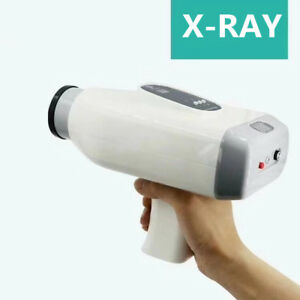 Blx 8 Plus Portable Digital X ray Unit Gun Type Single Hand Holder Toshiba Tube