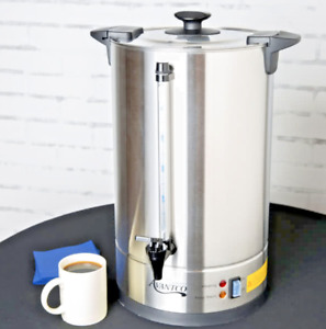 Avantco 110 Cup 3 Gallon Stainless Steel Commercial Coffee Machine Urn Warmer