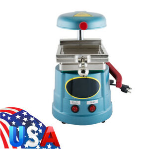 110v Dental Vacuum Forming Molding Machine Former Heat Thermoforming Equipment