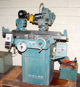 K o Lee Model B6062h dakota Series Tool Cutter Grinder