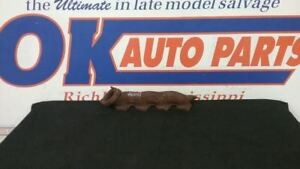 97 Ford Mustang Cobra 4 6l Dohc Right Passenger Exhaust Manifold