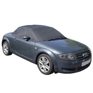 136 Audi Tt Convertible Soft Top Roof Half Cover Mk1 Typ 8n 1998 To 2006