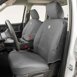 Covercraft Carhartt Seatsaver Front Row For Toyota 2009 2015 Tacoma