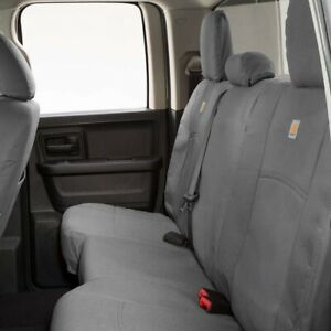 Covercraft Carhartt Seatsaver Second Row For Chevrolet 2000 2006 Silverado 1500
