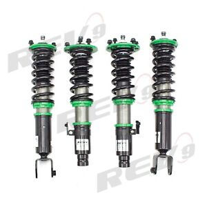 Rev9 Power Hyper Street 2 Coilovers Lowering Suspension Kit Honda Accord 08 12