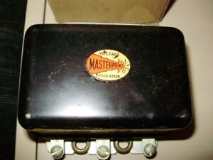 Nos Voltage Regulator Fits Dodge 6 Chrys Ply All 1940 42 Packards Stude