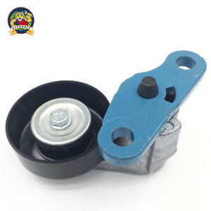 New A c Drive Belt Tensioner Metal Pulley For Gm Chevy Gmc 12580196 High Quality