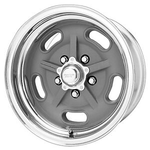 1 New 20x9 5 American Racing Salt Flat Mag Gray Wheel Rim 5x114 3 20 9 5 Et 11