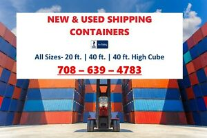 1 800 Detroit 20 Ft Used Shipping Container Storage Container