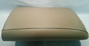 2003 2006 Ford Expedition Center Console Lid Cover Armrest Oem Tan