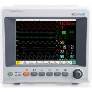 Edan Im50 8 4 Color Tft Lcd Monitor Multiparameter Patient Monitor
