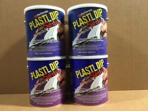 Performix Plasti Dip 4 Gallons Matte White Spray thinned 4 Gallons