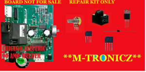 Repair Kit For Chicago Electric Controller Board Welder Mig zkb Ver 7 0