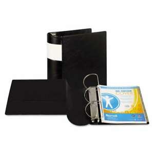 Samsill Dxl Heavy duty Locking D ring Binder With Label Holder 050362176004