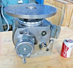 F t Griswold Optical Dividing Head For Inspection High Precision