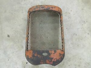 Allis Chalmers C Front Radiator Grill Antique Tractor