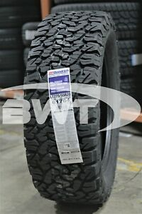 4 New Bf Goodrich All Terrain T A Ko2 115s Tires 2755520 275 55 20 27555r20