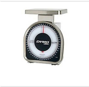 Brand New Shipping Scale Up To 50 Lbs Dymo No Batteries Or Power Needed