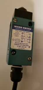 Microswitch Lsm6d Limit Switch Used