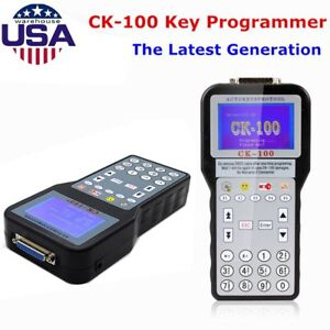 V99 99 Obd2 Ck100 Multi langual Car Key Programmer With 1024 Tokens Us Store As