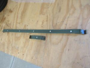 Jeep Willys Mb Gpw Cj2a Cj3a M38 Under Seat Fuel Gas Tank Strap Kit