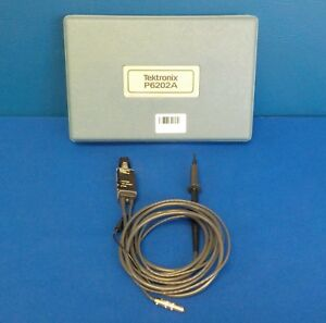 Tektronix P6202a Active Fet Probe 30 Day Warranty Function Checked