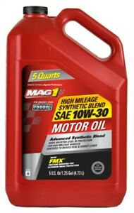 Pack Of 3 part Mag67180 by Warren Distribution mag 1 5 Qt Synthetic Blend 10w3
