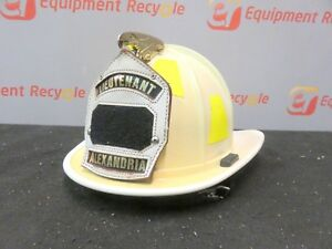 Morning Pride Hdo ben2 plus Firefighter Helmet Shield Emt Ben Franklin Fire