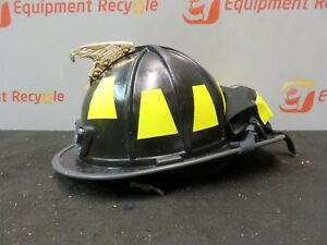Morning Pride Fire Helmet Black Ht bf2 hdo Firefighter Eagle Goggles