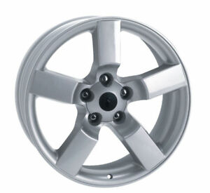 18 Silver Ford F150 Lightning Expedition Wheels Set 4 Rims 1997 2004 Alloy