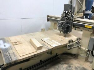 Motionmaster 4 X 8 Cnc Router