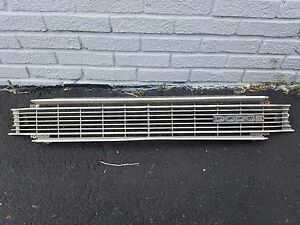 1969 69 Dodge Coronet 500 Super Bee Grill Grille Mopar R t 440 Front Clean Nice