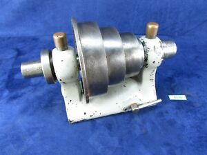 Pratt Whitney No 3 Bench Lathe Headstock 4170