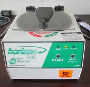Drucker Horizon Minie Centrifuge Model 642e Quest