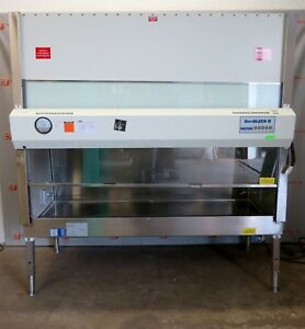The Baker Company 6 Laboratory Sterilgard Ii Fume Hood Sg 600 Safety Cabinet