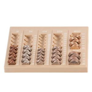 Self Counting Loose Coin Tray Countex Ii 1 Piece