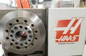 Haas Hrt 210 4th axis Brushless Rotary Table