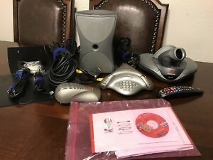 Polycom Vsx 7000 Video Conferencing System W Extras